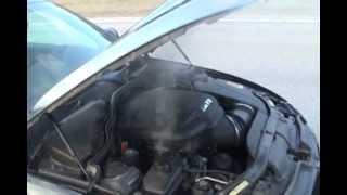bmw e92 m3 vs lexus is f bmw blows an engine