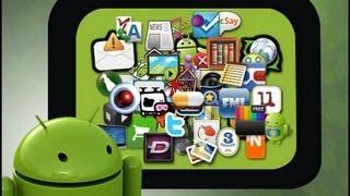 Как играть в компьютерные игры на Android - демонстрация
