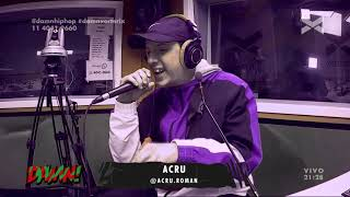 EL MEJOR FREESTYLE DE  ACRU en DAMN  2019 YouTube Videos