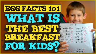 Gemperle Farms Egg Facts 101: How to make a brain-healthy kids egg breakfast