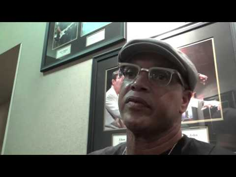 VIRGIL HUNTER on WARD vs BARRERA & CANELO vs KHAN McGregor vs Diaz EsNews Boxing