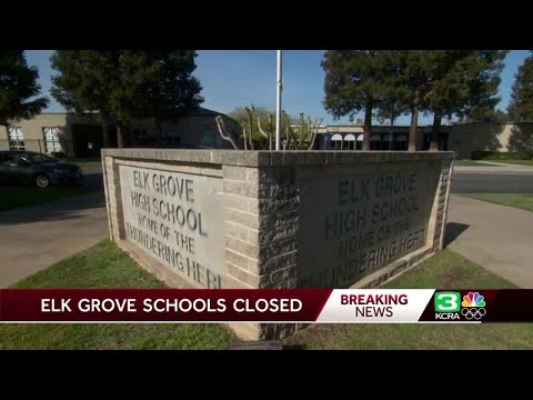 Coronavirus Concerns: Students, parents react to Elk Grove schools closing for week
