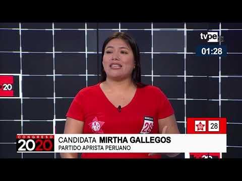 Congreso 2020: Los Candidatos Y Sus Propuestas - Parte 1 (22/01/2020)