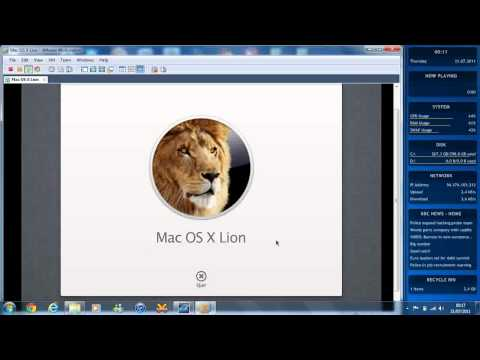 Iso mac vmware for os download x