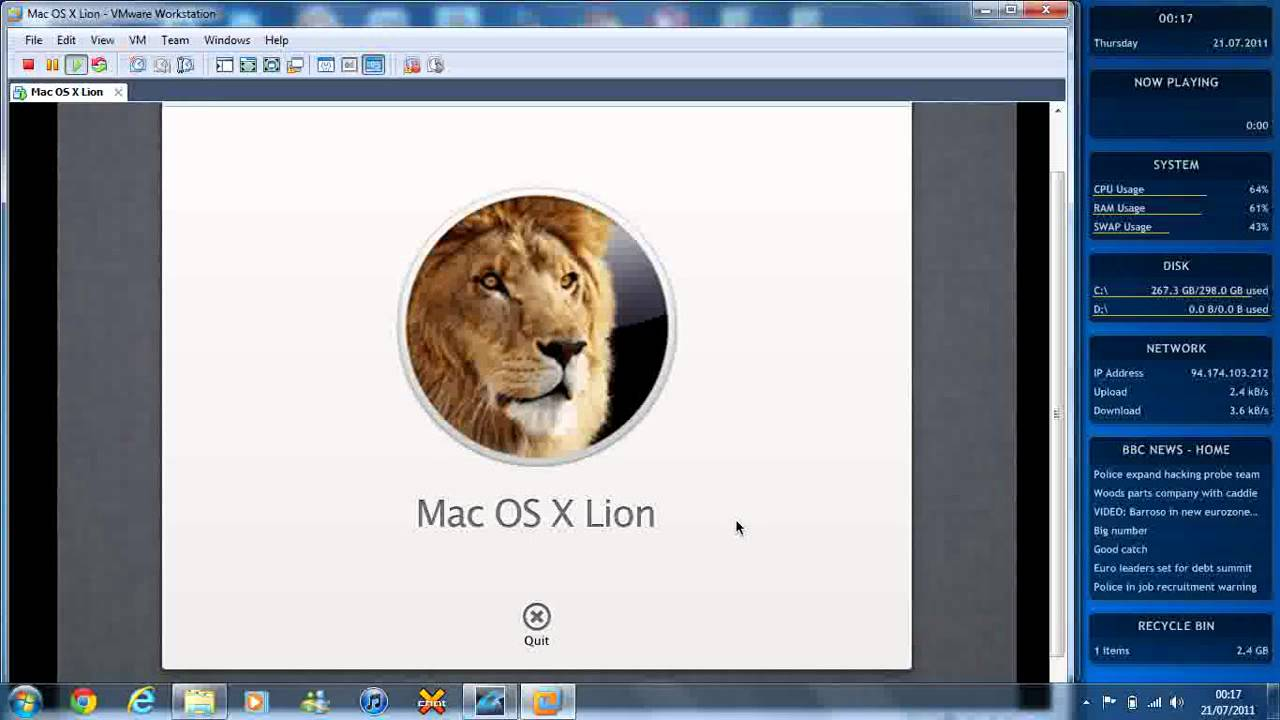 free download mac os x lion bootable iso