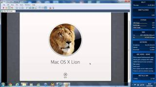 [Tutorial] How To Install Mac OS X Lion 10.7 Retail On Windows PC Using VMware And Bootable .iso