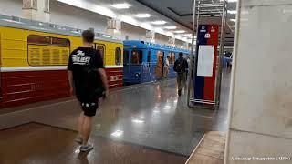 О выставке ретро-вагонов и о вандалах