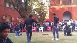 Nukkad (Street Play) on Corruption