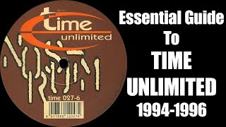Acid Trance Rave Essential Guide To Time Unlimited 1994 1996