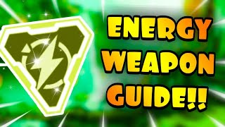 Energy Weapon Tips! How To Use Energy Weapons Apex Legends Season 4
