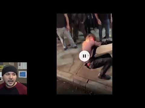 Proud Boys Stomped Antifa, NYPD Charges In Breaks It Up