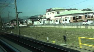 JR日豊本線 車窓 新田原駅~南行橋駅(813系1100番台ワンマン)