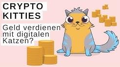 CRYPTO KITTIES - Geld verdienen mit digitalen Katzen? Darum geht's und so startest du 😻