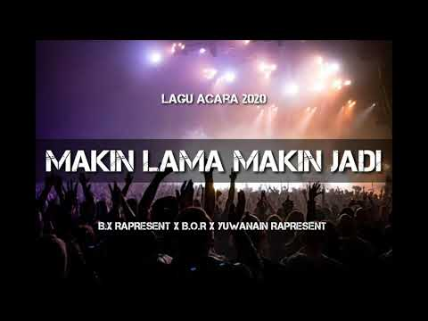 lagu-acara-terbaru-2020-(-makin-lama-makin-jadi-)-official-audio-music