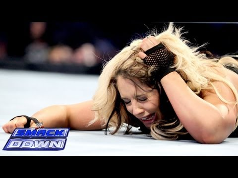 Kaitlyn vs. Aksana: SmackDown, June 14, 2013