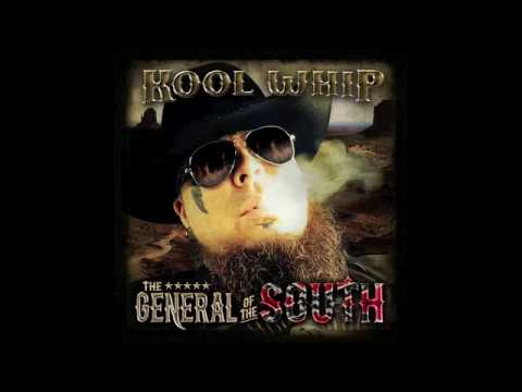 """[NEW] KOOLWHIP """"WHITE TRASH COUNTRY TRAP"""" General of the South #10"""
