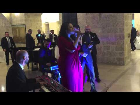 CAB LiVe - Wedding Party feat Wendy Lewis