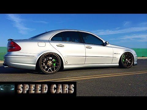 Download 600hp Mercedes Benz E55 Amg Burnout Brutal