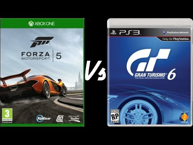 Forza 5 Vs Gran Turismo 6 Which Is Best A Detailed Analysis