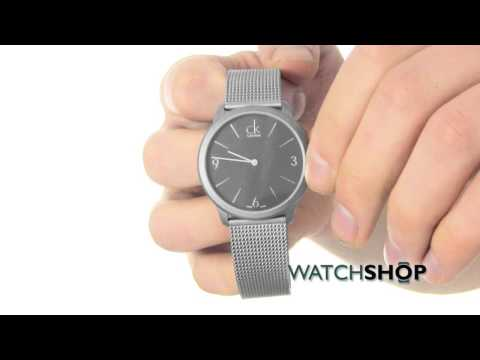 Calvin Klein Men's Minimal Watch (K3M51154)