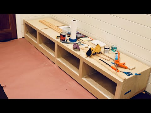 mudroom-bench-&-lockers---prep-for-paint---part-2