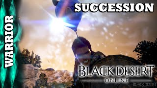 Black Desert Online - First Impression - Warrior Succession rocket skater