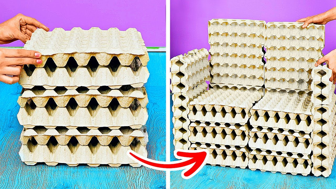 Easy Hacks And Crafts For Your Home