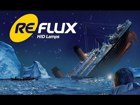 Reflux VS СНЕГА