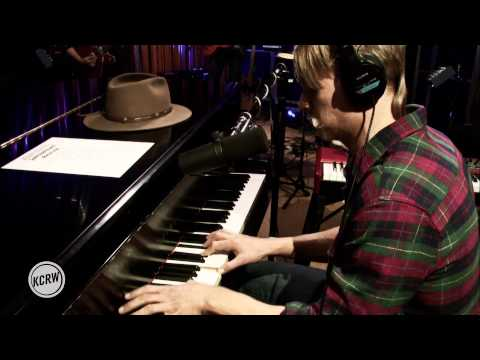 """Jamestown Revival performing """"Trouble Is"""" Live on KCRW"""