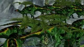 Walking with Dinosaurs IV - Spirits of the Ice Forest (2/2)