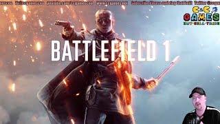 Battlefield 1 PS4 pro noob action