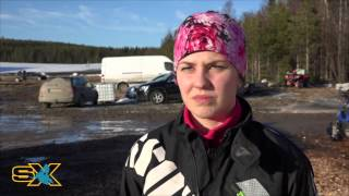 Elina Öhman SM deltävling 3 2015