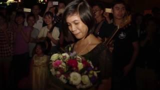 Màn cầu hôn của cặp đôi đầu tiên của Du Ca Đà Nẵng : Bão & Subi