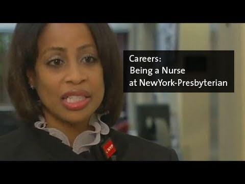 Being a Nurse at NewYork-Presbyterian