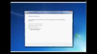 Windows 7 İşletim Sisteminin Kurulumu (Bilgisayara Format Atma)