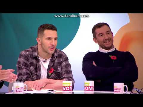 Loose Women with Christine Lampard - Wednesday 1st November 2017