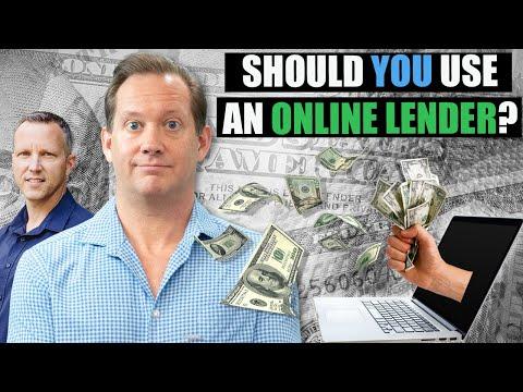 should-you-use-an-online-lender?