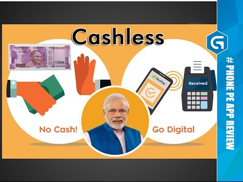 Narendra Modi Cashless Plan   Phonepe New Flipkart Payments App first india's UPI based App
