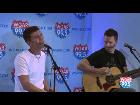 Scott McCreery - The Trouble With Girls (Live) 99.5 WGAR