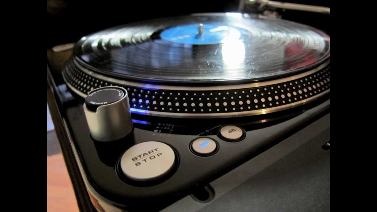 how to use a dj turntable
