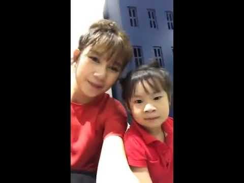Minh hà chia sẻ cách cho con ăn cháo | Lý Hải Minh Hà