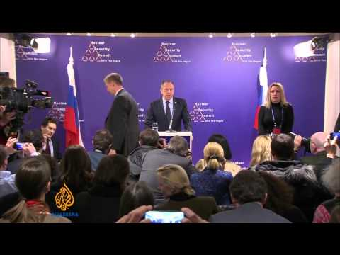 G7 warns Russia of further sanctions over Ukraine