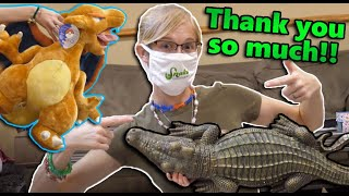 Snake Discovery Masks in our Mail? (Fan Mail part 16!)