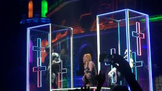 Lady Gaga - Electric Chapel - Born This Way Ball - Vienna 2012