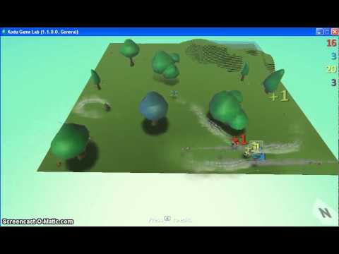 Kodu Bomber by Darren Tong for Kodu Cup 2011.mp4
