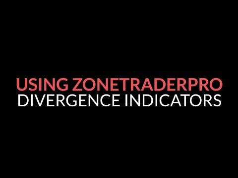 Using the ZoneTraderPro Divergence Indicator