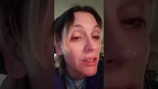 Mary Kay allergic reaction swollen eyes