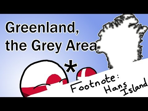 Footnote: Hans Island | Greenland, the Grey Area