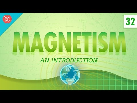 Magnetism: Crash Course Physics #32