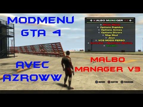 MOD MENU GTA 4 PS3 JAILBREAK - Gta 4 Multiplayer Mods Ps3